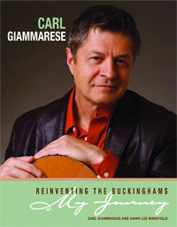 New from Carl Giammarese - His Biography